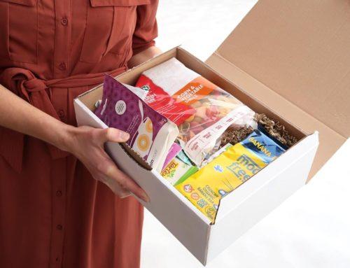 Vi har prøvd Foodie-kasse – Bloggpost fra Vegetarmat.org