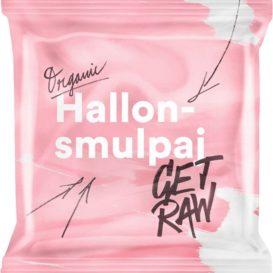 Get Raw smulpaj med bringebær
