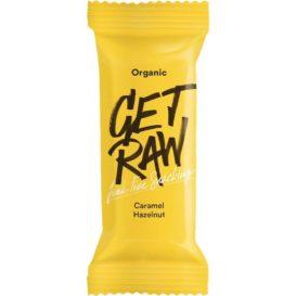 Caramel Hazelnut bar økologisk Get Raw