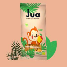 Jua tørket mango økologisk