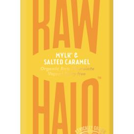 Raw Halo Mylk & Salted Caramel