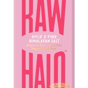 Raw Halo Mylk & Pink Himalayan Salt