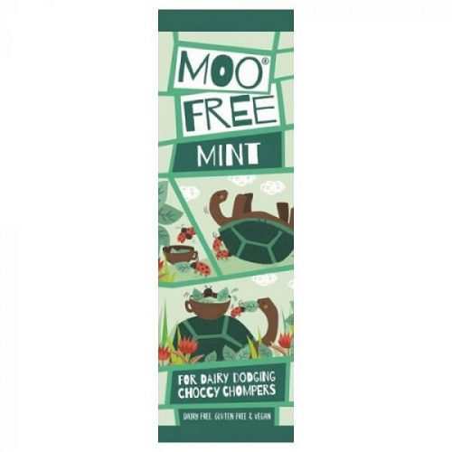 Moo Free Minty Moo melkefri sjokolade