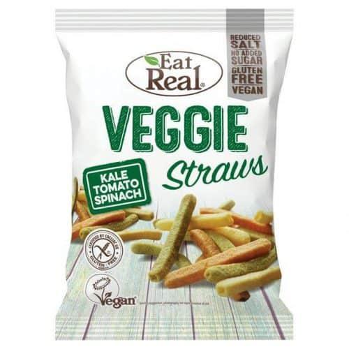 Eat Real Veggie Kale Straws
