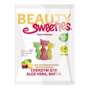 Beauty Sweeties vegan og glutenfritt godteri