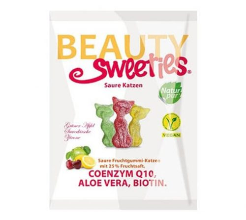 Beauty Sweeties vegan og glutenfritt godteri