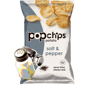 Popchips - glutenfri chips