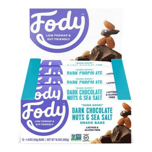 Fody LavFODMAP snack bar