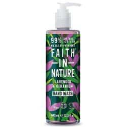 Faith in Nature hånd såpe