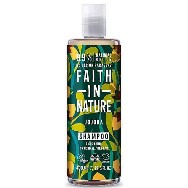 Faith in Nature shampoo uten sulfat