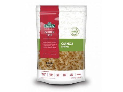Orgran quinoa pasta skruer glutenfri k