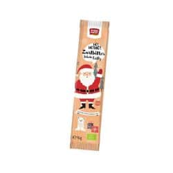 Rosengarten Dark Chocolate Lolly Santa