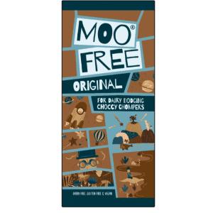 Moo Free Original Everyday sjokolade vegansk