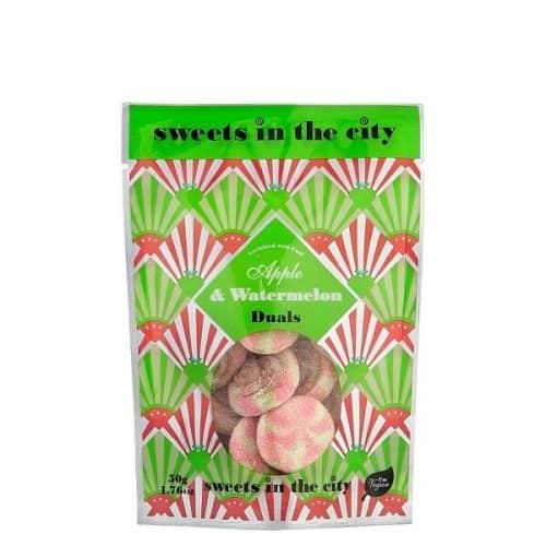 Sweets in the City godteri vegansk
