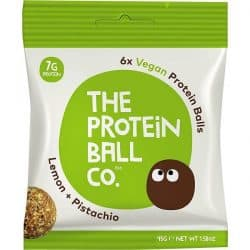 The Protein Ball Co protein snack