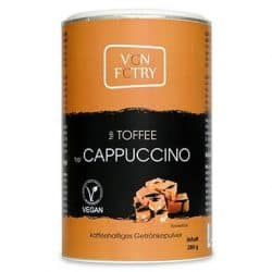 VGN FCTRY CAPPUCCINO Toffee kaffe vegansk