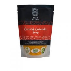 Bays Kitchen Carrot Coriander Soup