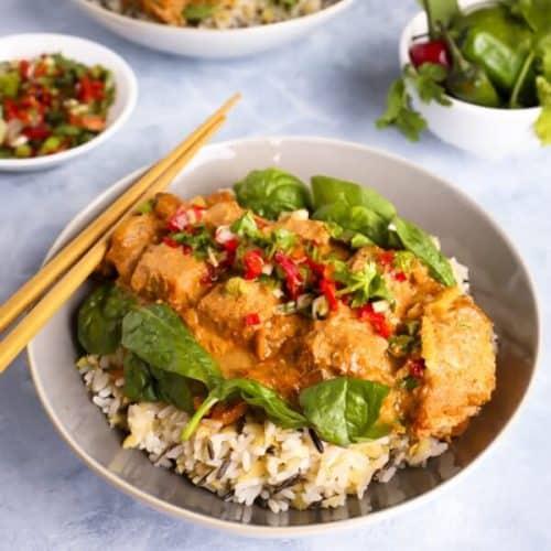Bays Kitchen Katsu Curry saus 1 k