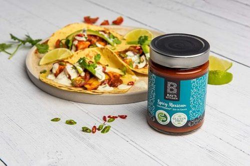 Bays Kitchen Spicy Mexican saus 1 k