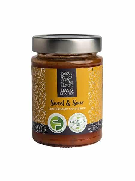 Bays Kitchen Sweet Sour Sauce lavfodmap mat
