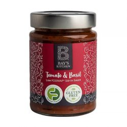 Bays Kitchen Tomato Basil Sauce lav fodmap