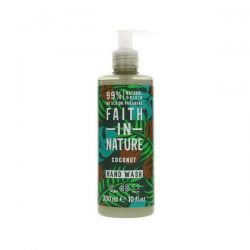 Faith in Nature Coconut Hand Wash økologisk håndsåpe