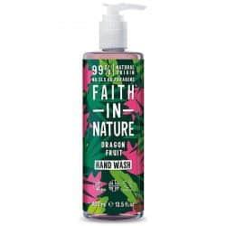 Faith in Nature Dragon Fruit Hand Wash økologisk såpe