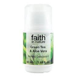 Faith in Nature Green Tea Aloe Vera