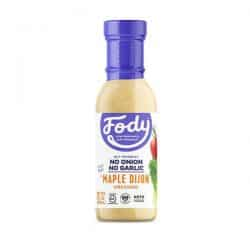 Fody LavFODMAP Maple Dijon salat dressing