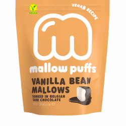 Mallow Puffs veganske marshmallows