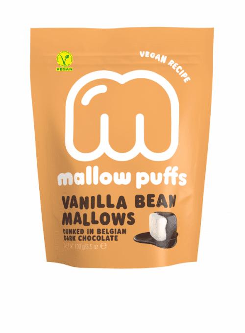 Mallow Puffs Vanilla Bean Mallows