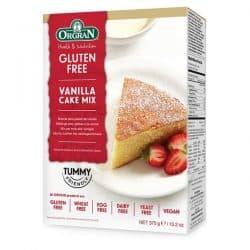 Orgran Vanilla Cake