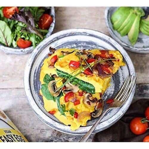 Orgran Vegan Easy Egg eggerstatning 1 k