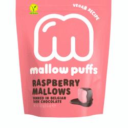 Mallow Puffs vegansk marshmallows