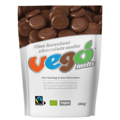 Vego Chocolate Melts vegansk godteri