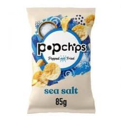 Popchips Sea Salt sunn chips