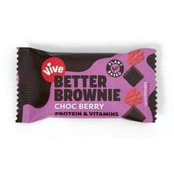 Vive Choc Berry Better Brownie