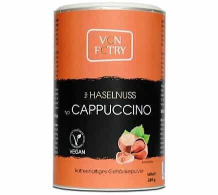 VGN FCTRY Hazelnut Cappuccino