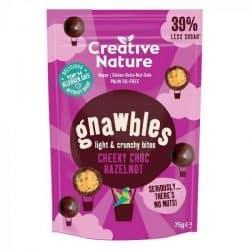 Creative Nature Chocolate Hazelnot Gnawbles