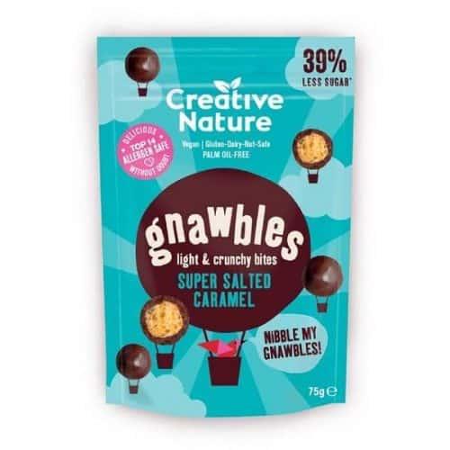 Creative Nature Salted Caramel Gnawbles
