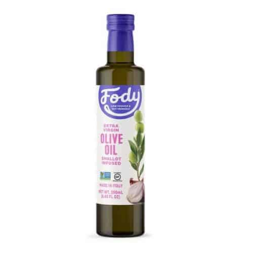 Fody Foods Shallot Infused olive oil