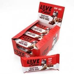 LoveRaw Cream Wafer