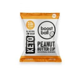 Boostball Burners Peanut Butter Cup