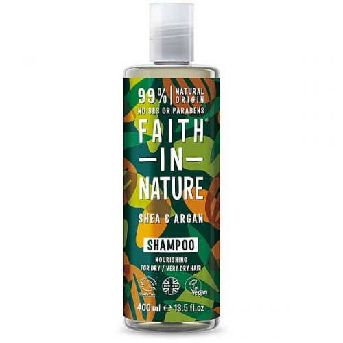 Faith in Nature Shea Argan shampoo