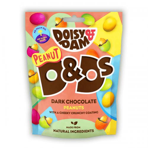 Doisy Dam Dark Chocolate Peanut DDs