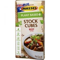 Massel Stock Cubes Beef Style