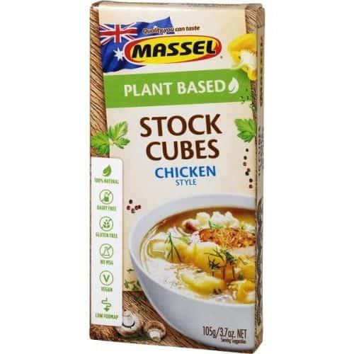 Massel Stock Cubes Chicken Style