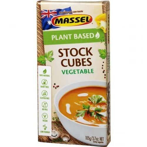 Massel Stock Cubes Vegetable