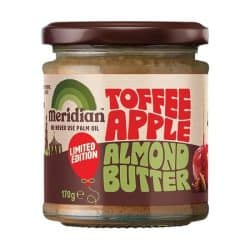 Meridian Toffee Apple Almond Butter