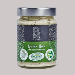 Bays Kitchen Garden Herb Vegan Mayonnaise